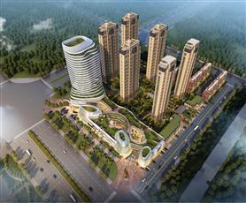 合肥禹洲中央城