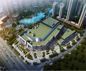 泉州禹洲商业广场