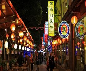 上海虹梅路老外街