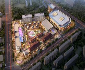 泉州晋江和平国际广场