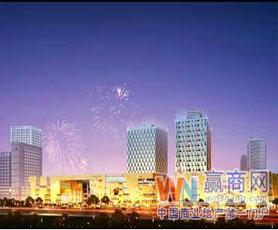 湖州安吉万象世界购物中心